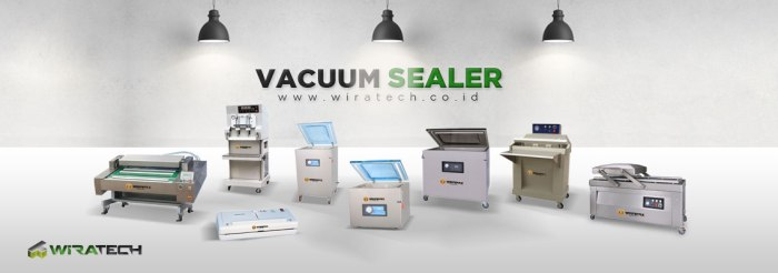 Vacuum Sealer Wiratech